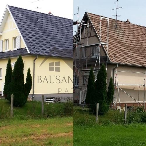 Dachreinigung & Fassadenbeschichtung in Freiburg